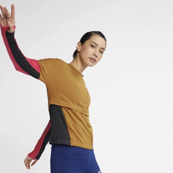 Nike Distort Therma Sphere - Γυναικείο T-shirt