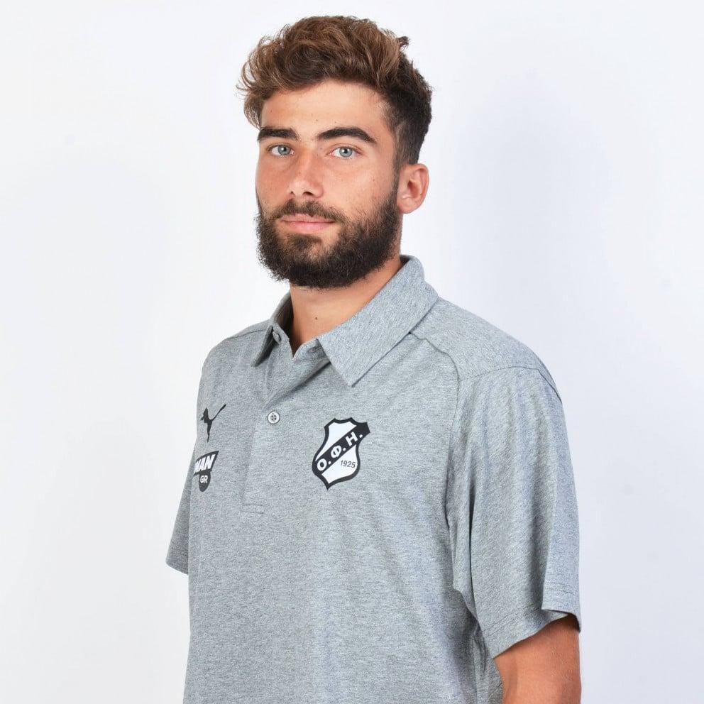Puma x OFI Crete F.C. Liga Casual Men's Polo T-Shirt
