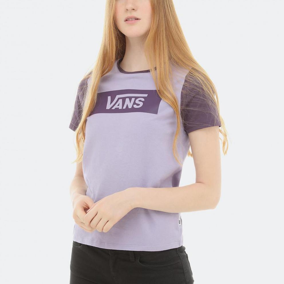 Vans V Tangle Range Ringer T-Shirt