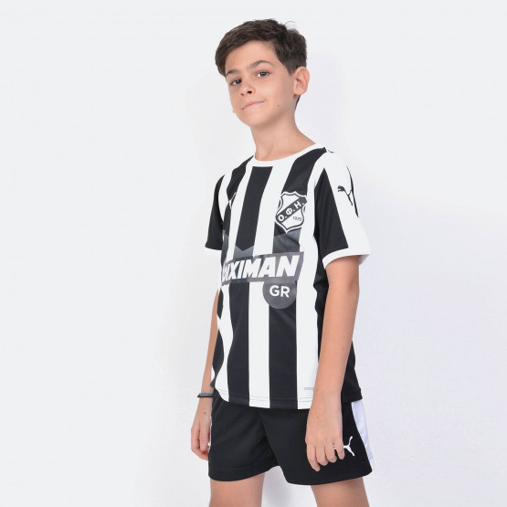 Puma Liga Jersey Striped Jr