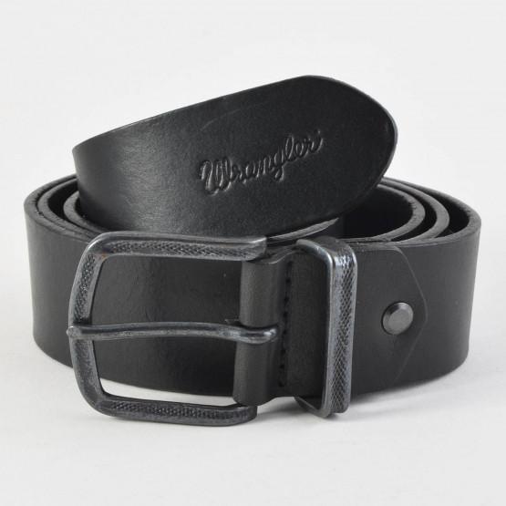 Wrangler UNICOLOUR BELT BLACK