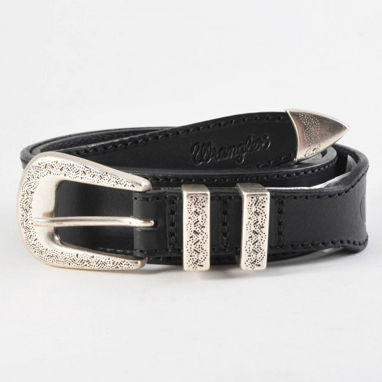 Wrangler Sallon Belt Black