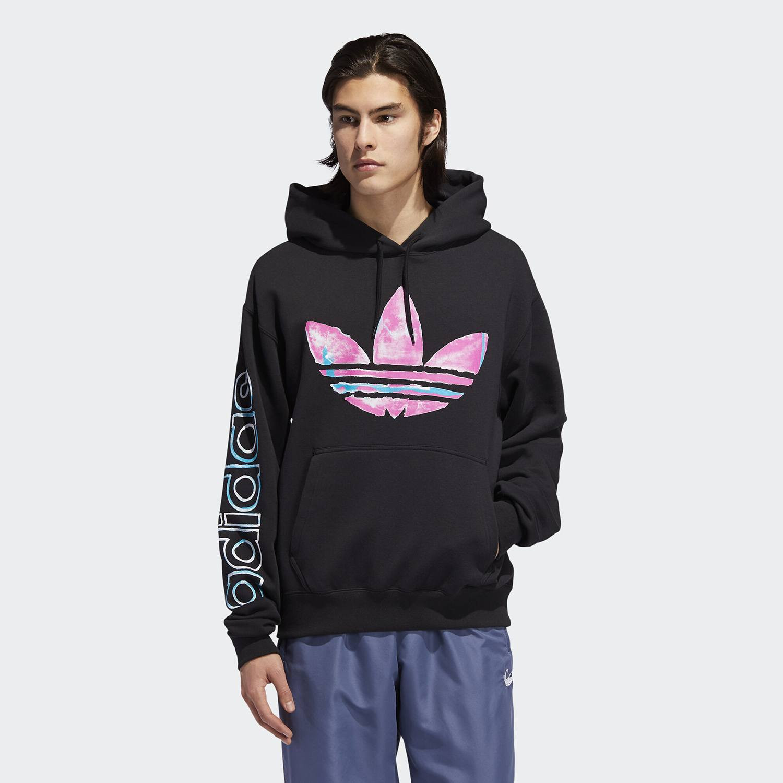 adidas Originals Watercolor Trefoil Men's Hoodie (9000031992_1469)