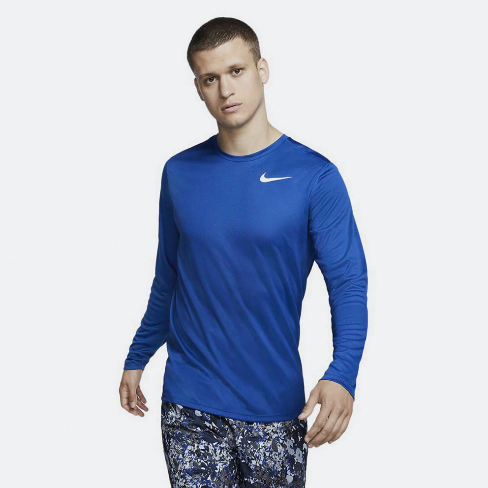 Nike Breathe Running Long SLeeve Men's Tee