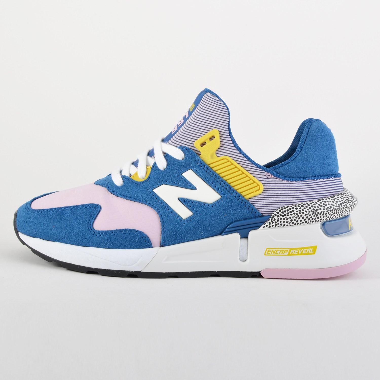 New Balance 997 Sport BLUE/PINK WS997JCE