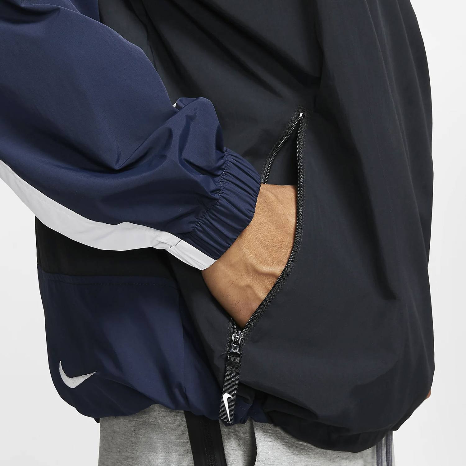 Nike M NSW RE-ISSUE JKT HD WVN