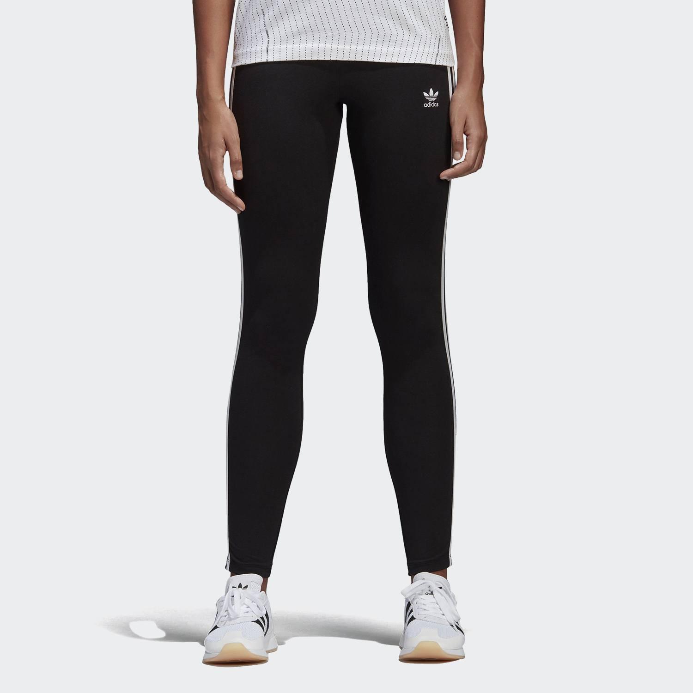 adidas Originals 3-Stripes Leggings - Γυναικείο Κολάν (9000001374_1469)
