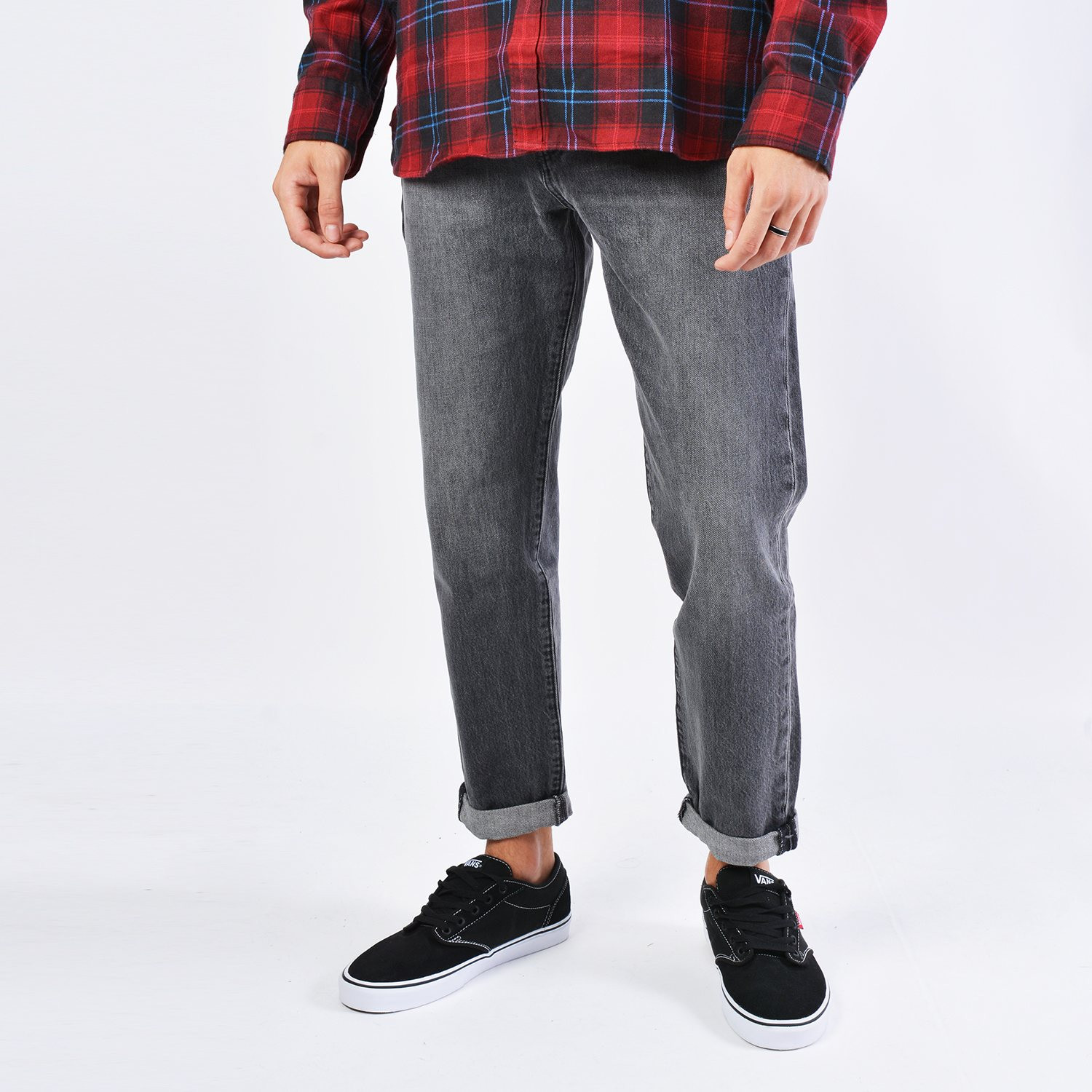 Levis Hiball Roll Trench Grey (9000038279_26102)