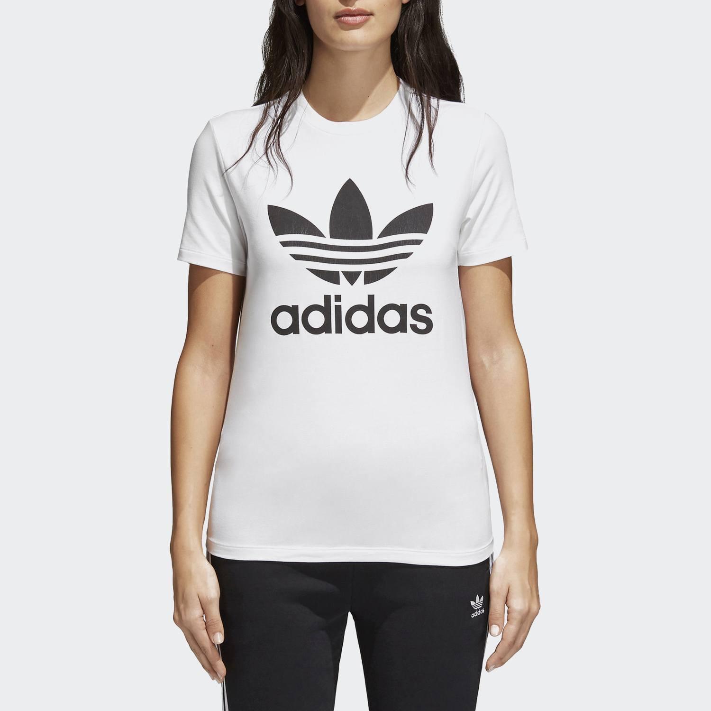 adidas Originals Trefoil Tee - Γυναικείο Μπλουζάκι (9000001692_1540)