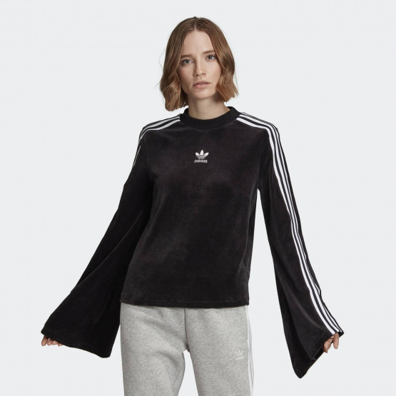 adidas Originals Women's Velvet Sweater