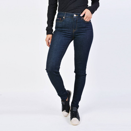 Tommy Jeans MID RISE SKINNY NORA DKTR