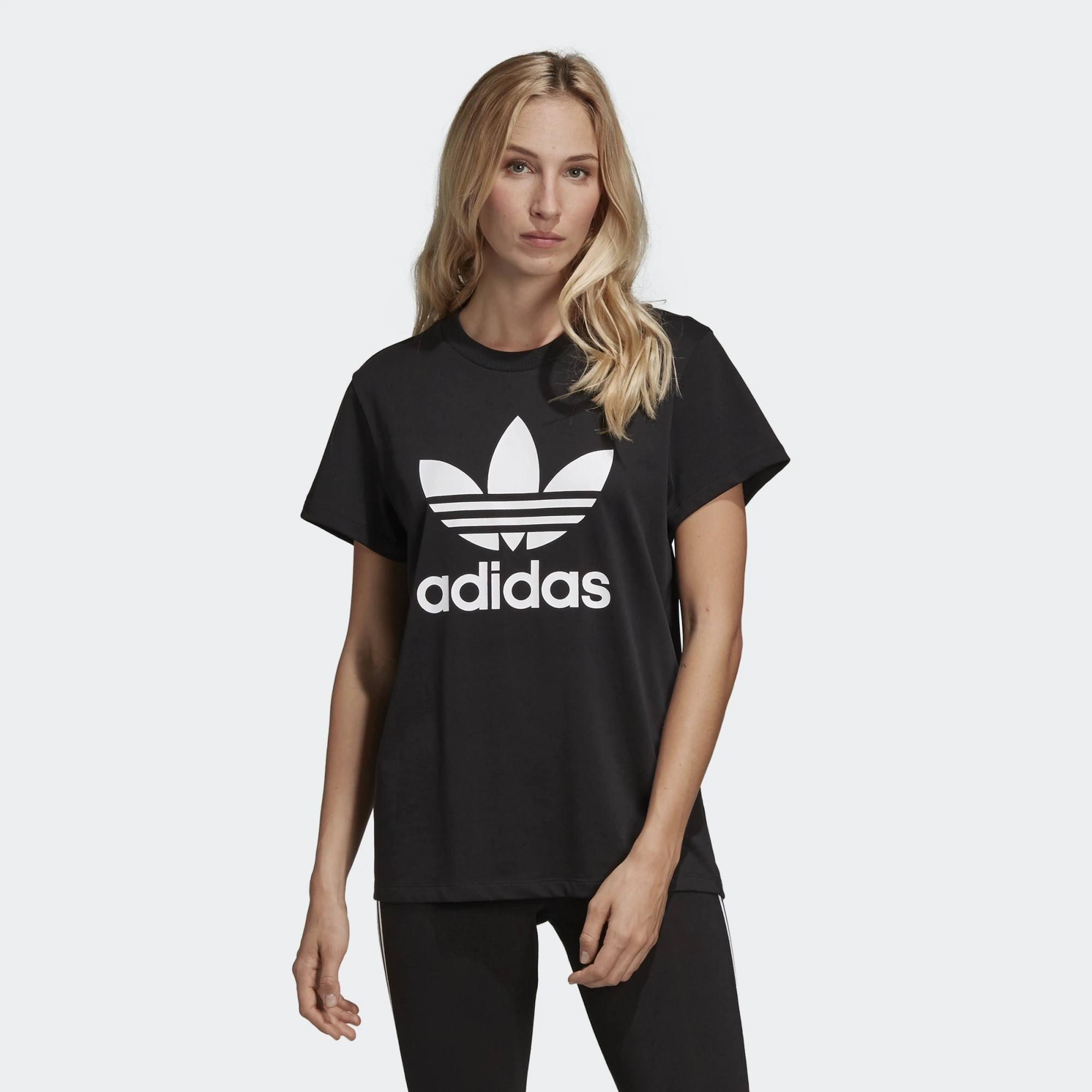 adidas Originals Boyfriend Trefoil Women's Tee (9000022717_1469)