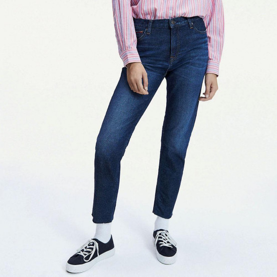 Tommy Jeans HIGH RISE SLIM IZZY CROP ACDK