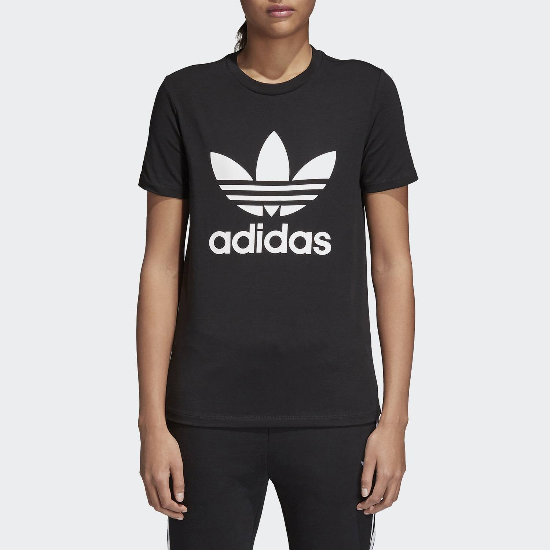 adidas Originals Trefoil Tee - Γυναικείο Μπλουζάκι (9000001691_1480)