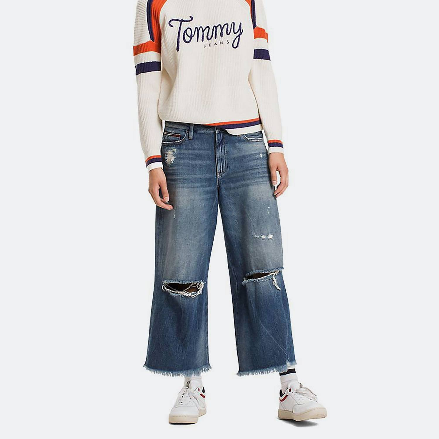 Tommy Jeans MID RISE CULOTTE ANN (9000000441_30926)