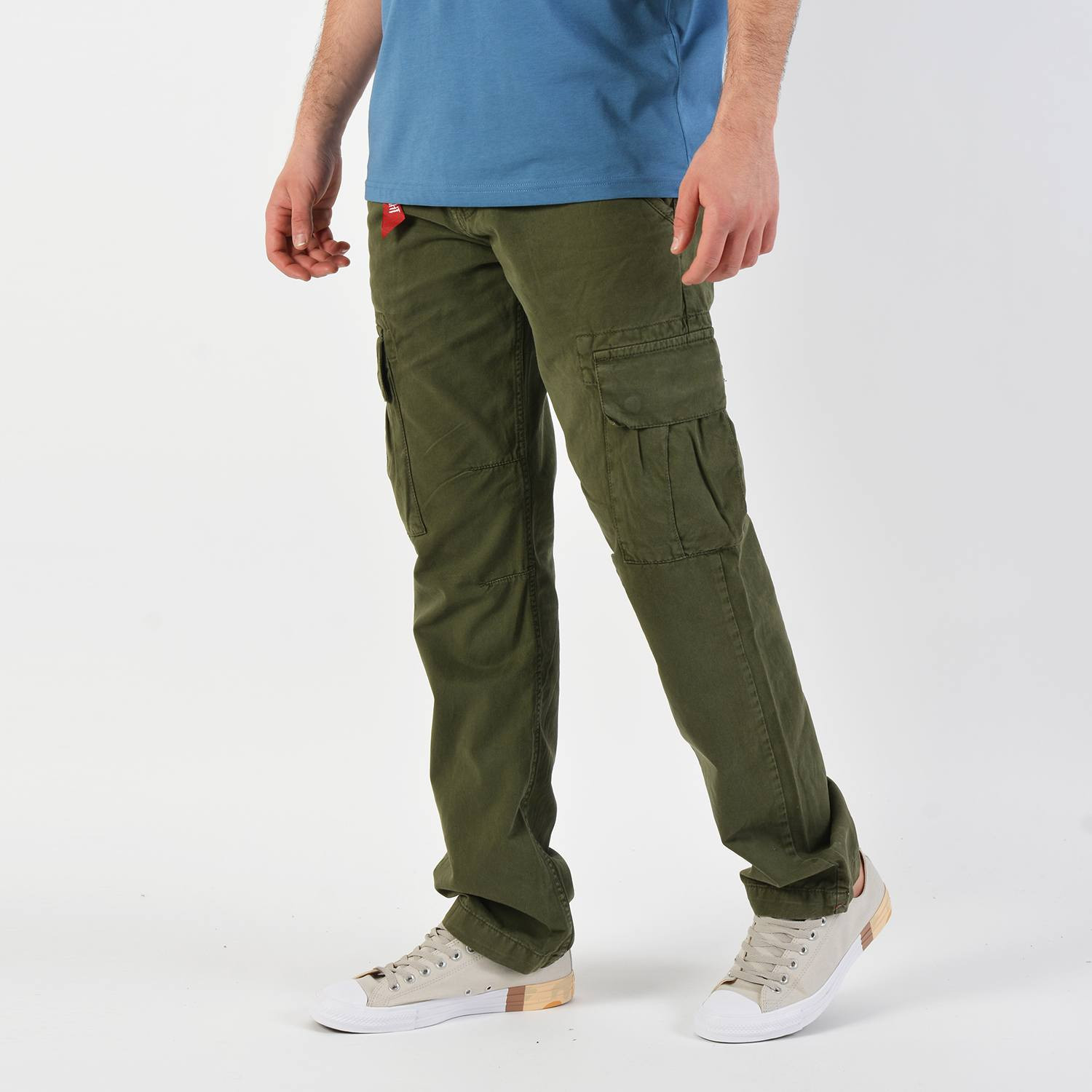 Alpha Industries Men'S Agent Pants - Ανδρικό Παντελόνι (9000029712_9061)