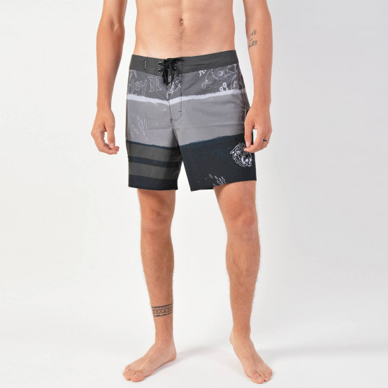Hurley Phantom Block Party Deceiver Boardshorts