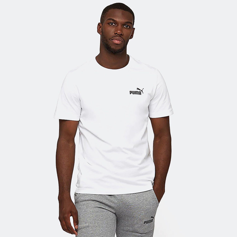 Puma Men's Essentials Small Logo T-Shirt (9000022114_22505)