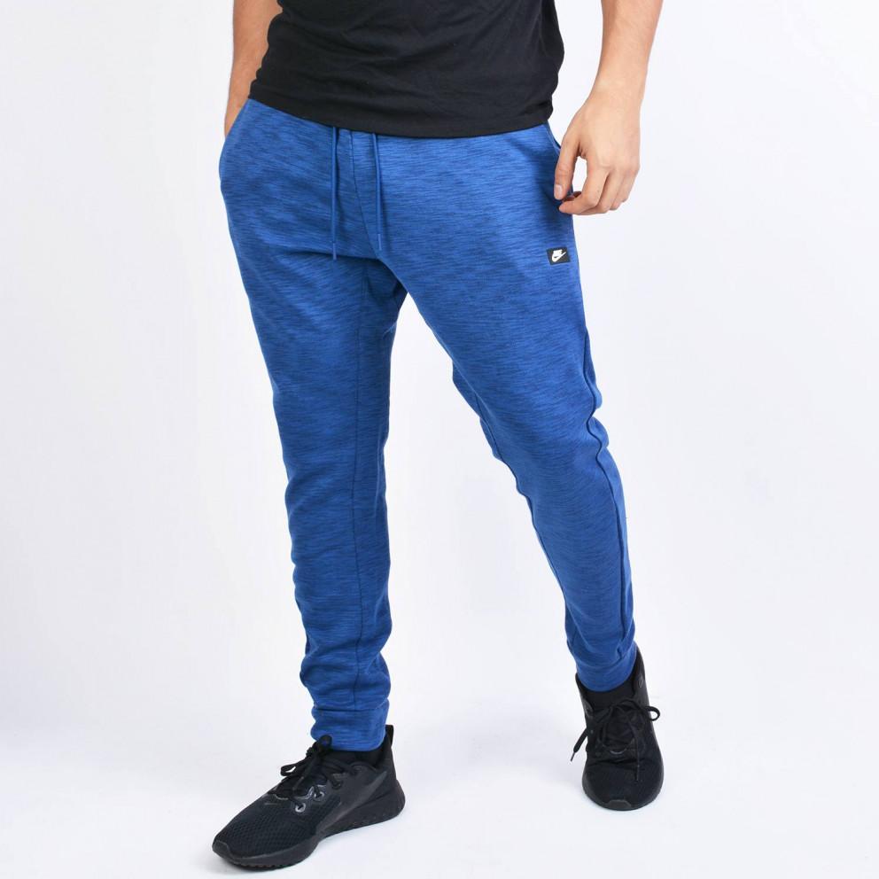 Chelín módulo mar Mediterráneo  Nike M NSW OPTIC JGGR COASTAL BLUE 928493-407