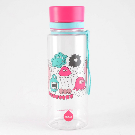 Equa Bottles Playfull Collection-PINK MONSTERS 600