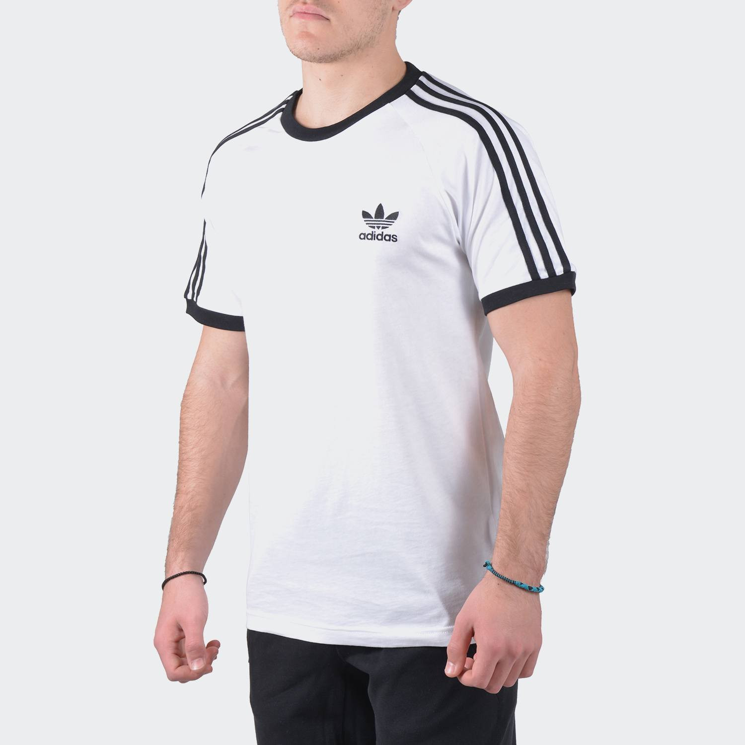adidas Original 3-Stripes - Ανδρικό T-shirt (9000001711_1539)