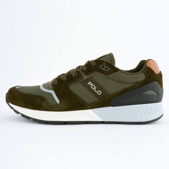 Ralph Lauren Train 100 Suede-Mesh | Men's Sneakers
