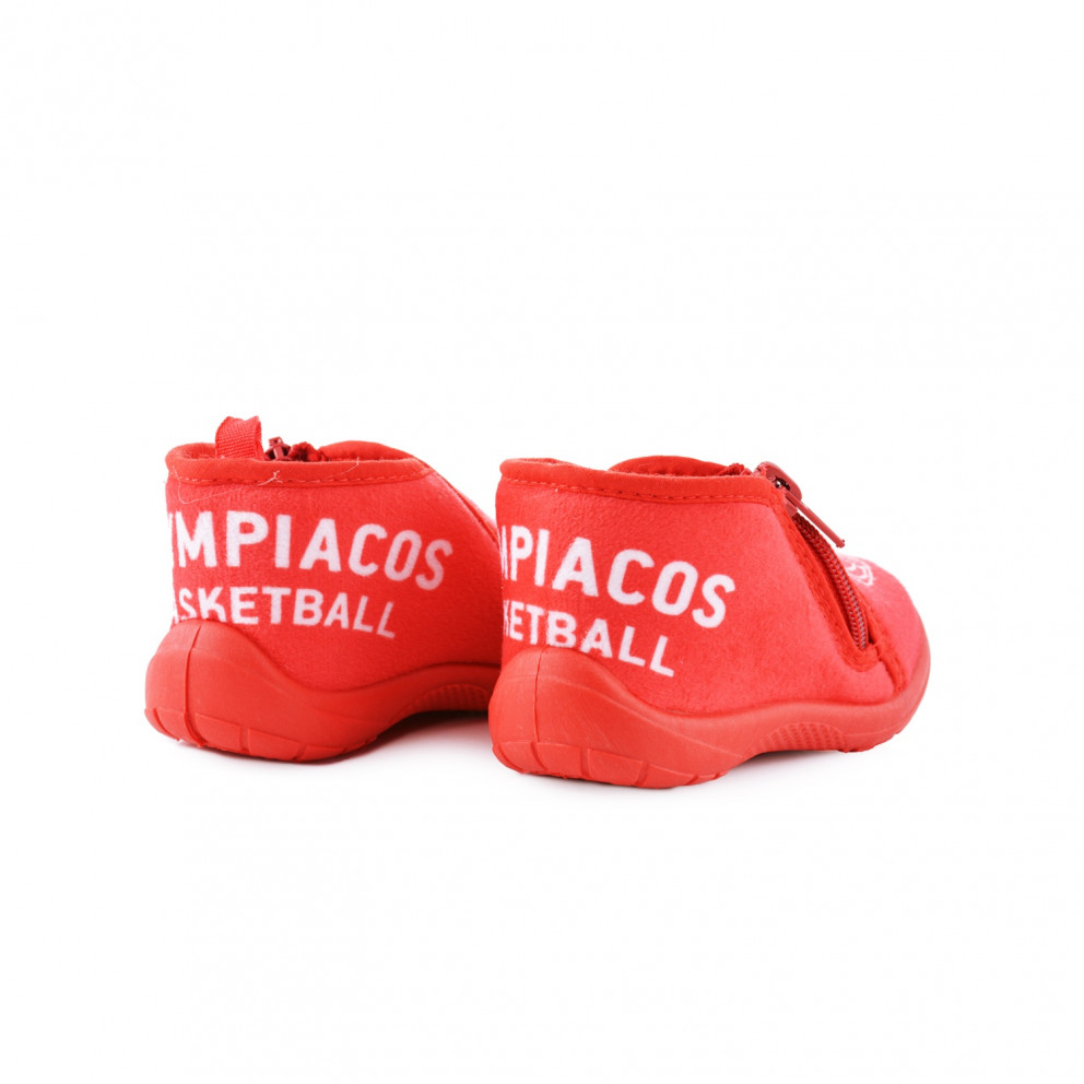 Parex Olympiacos slippers