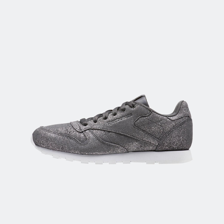 Reebok Classics Matte Shine Leather Kid's Shoes (9000013979_34442)