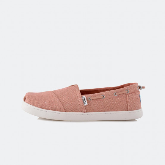 TOMS Bloom Metallic Jute | Παιδικά Biminis