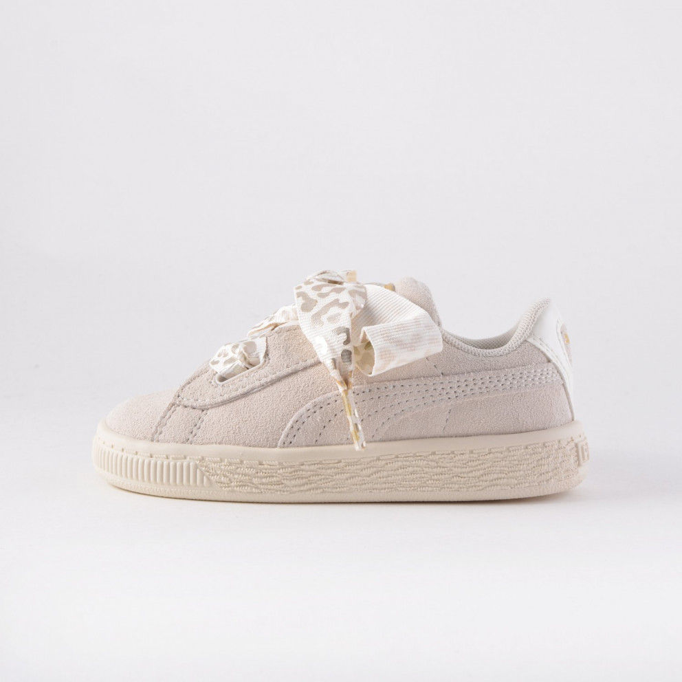 Puma Suede Heart Athluxe Infant's Shoes
