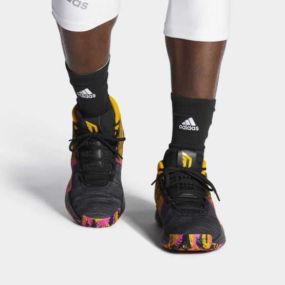 adidas Dame 5 - Ανδρικά Μπασκετικά Παπούτσια