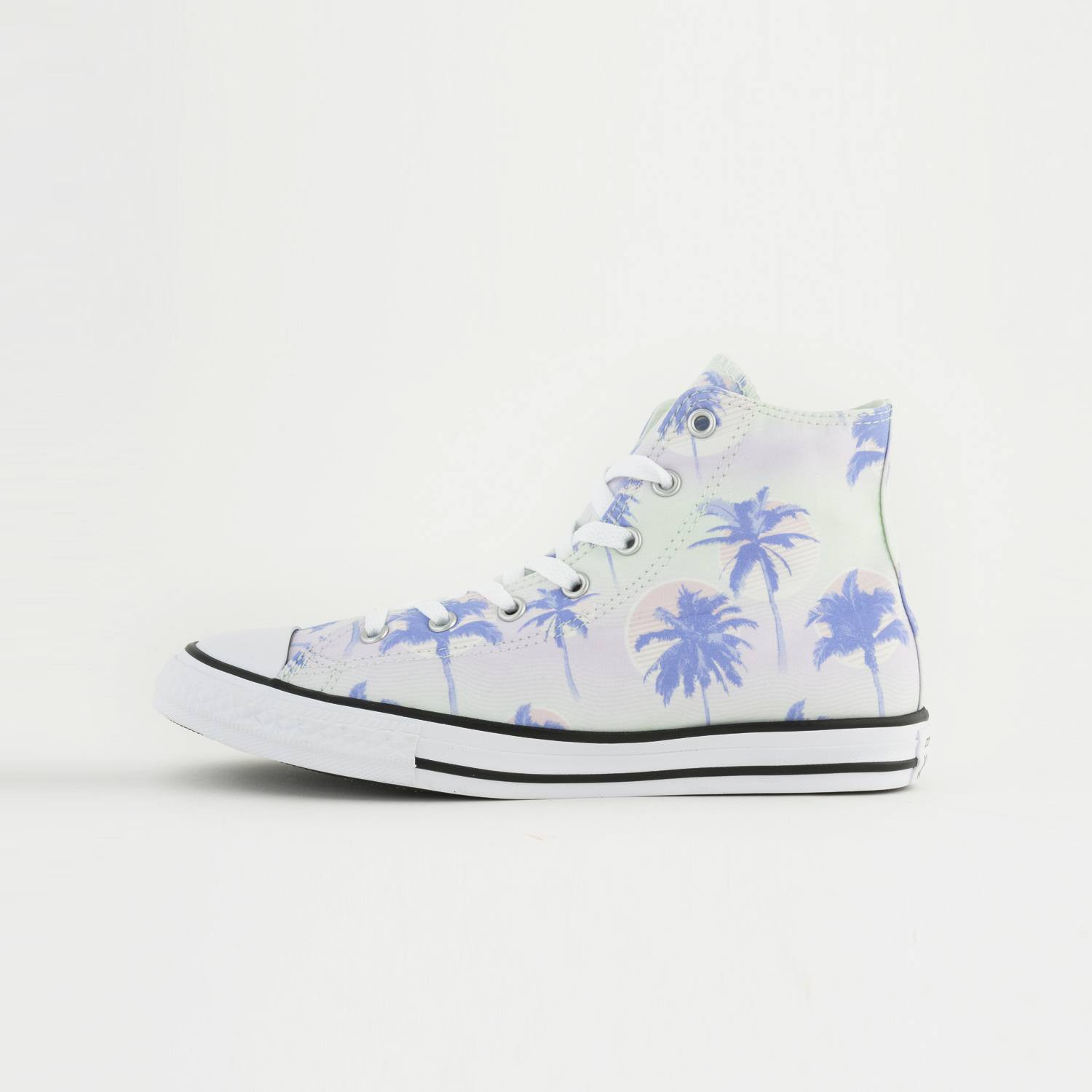 Converse Chuck Taylor All Star Palm Trees | Παιδικά Παπούτσια (9000005688_32643)