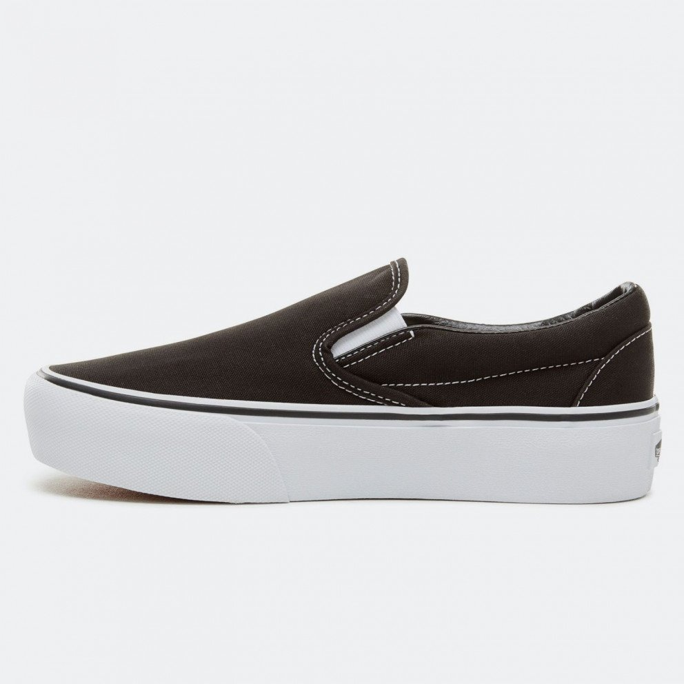 Vans Classic Slip-On Women's Platform Shoes