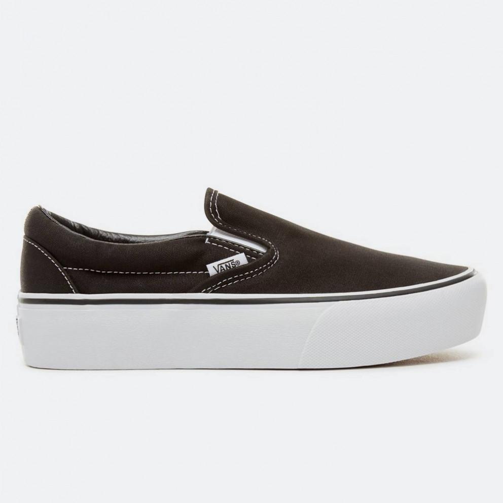 Vans Classic Slip-On Γυναικεία Platform Παπούτσια