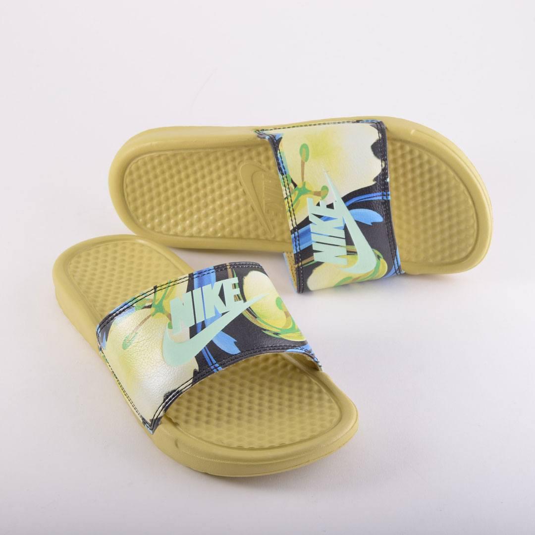 Nike Benassi | Γυναικείες Σαγιονάρες (9000001980_31482)