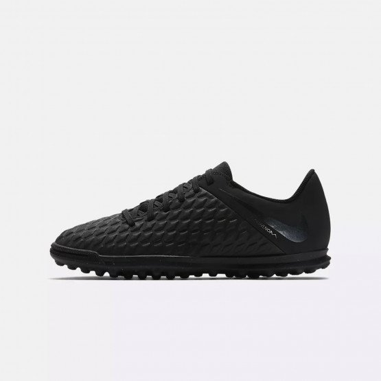 "Nike Jr. HypervenomX Phantom III Club TF ""Academy Black Pack"""
