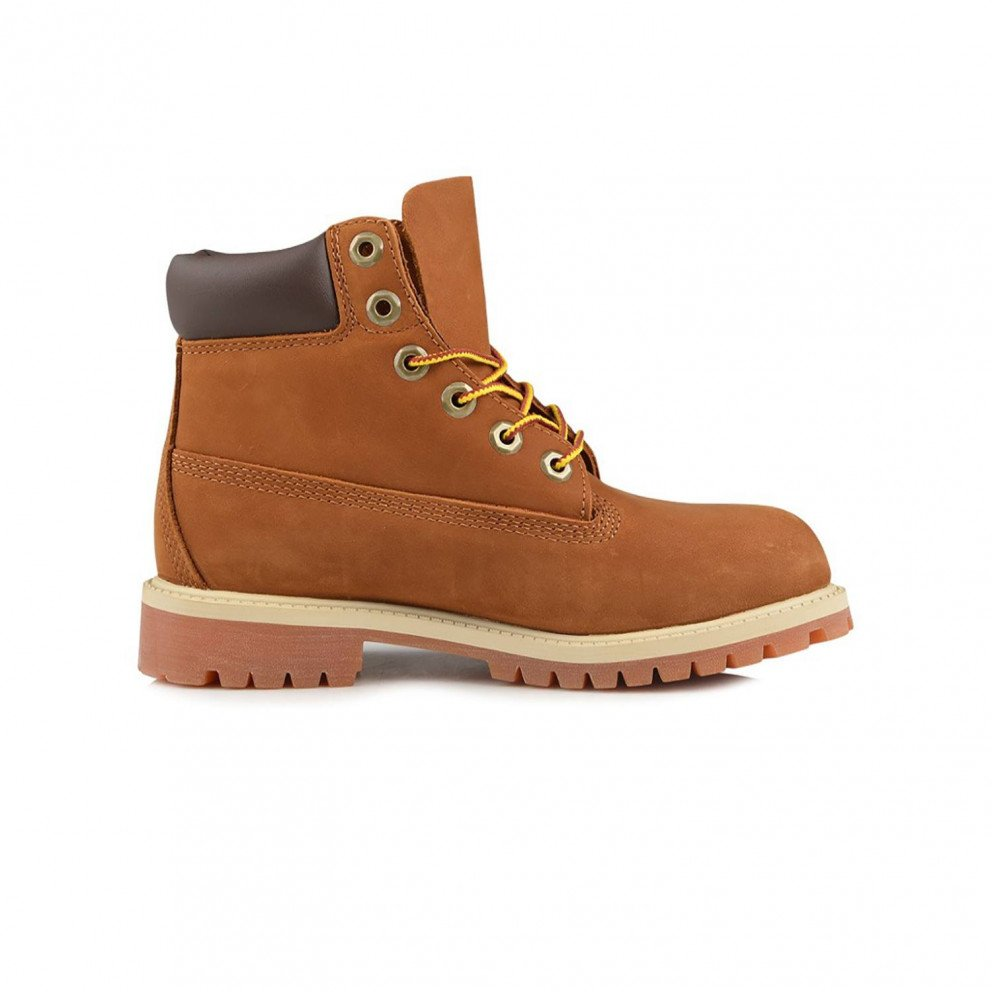 Timberland 6In Prem Rust