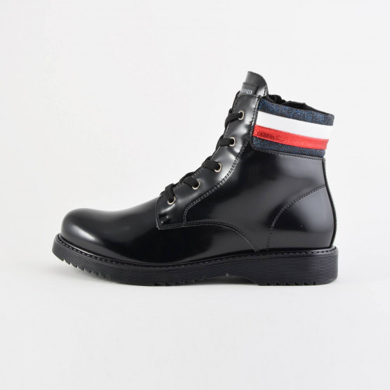 Tommy Jeans LACE-UP BOOTIE