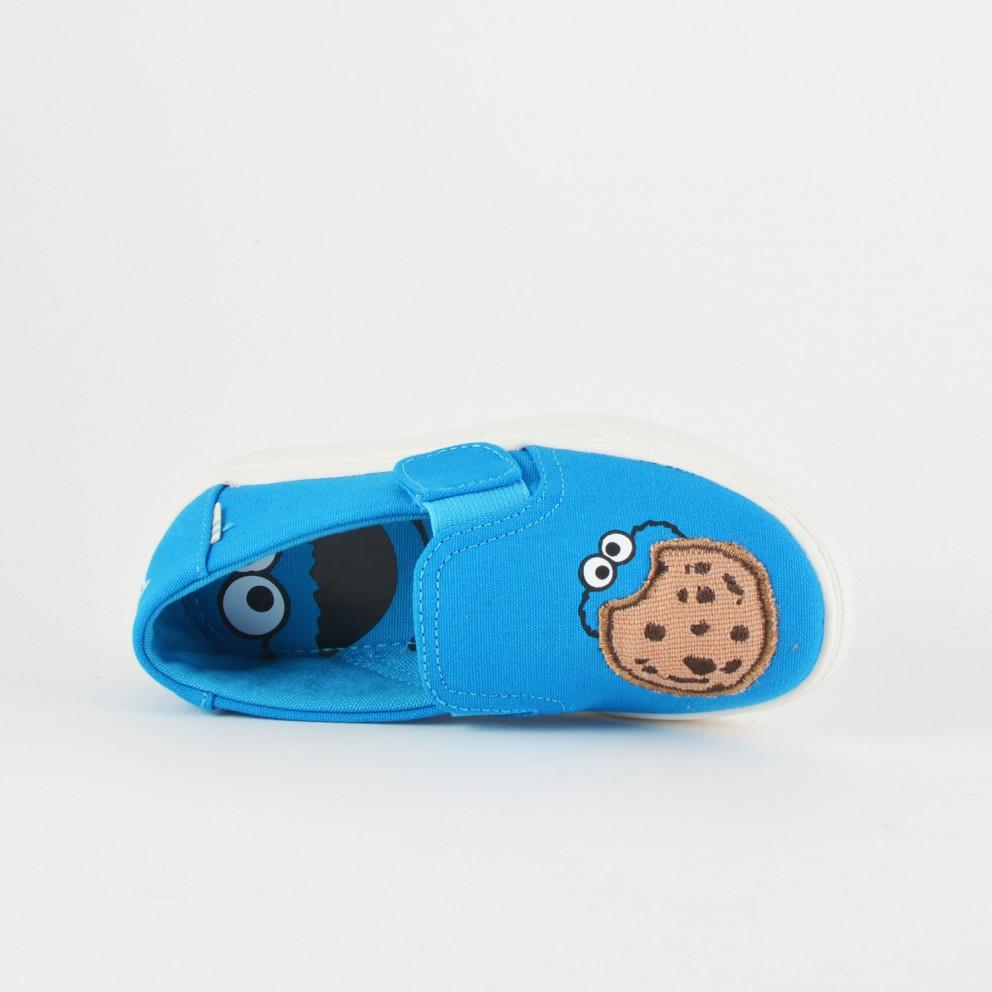 TOMS Blu Cookie Mnstr Apq Tn Luca Slipon