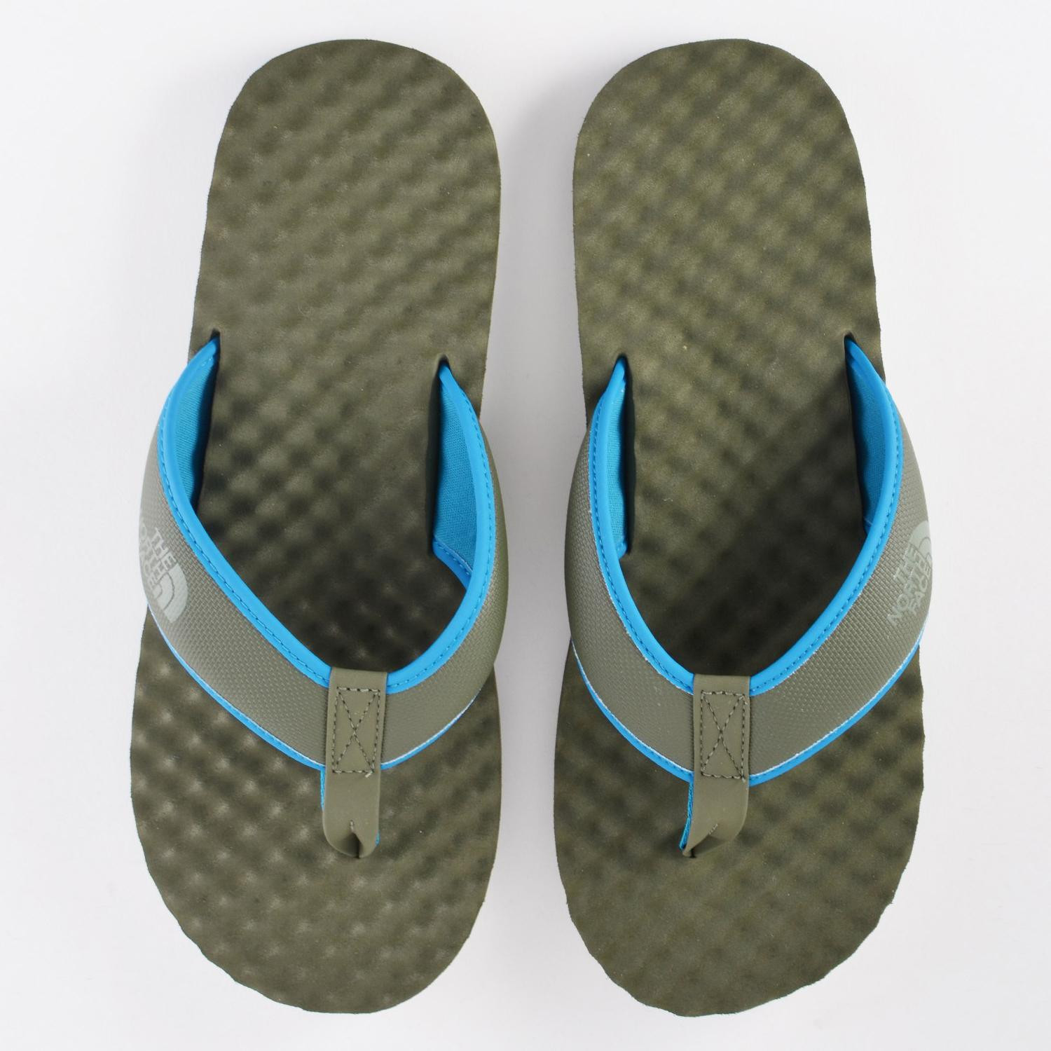 THE NORTH FACE M Base Camp Flipflop New Taupe Gree (9000027912_6677)