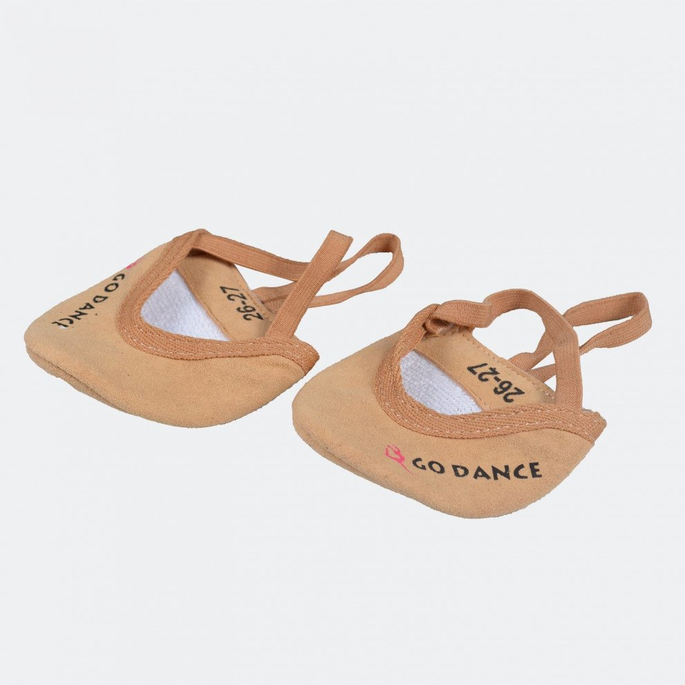 Go Dance Rhythmic Gym Half Shoes (Microfibre)