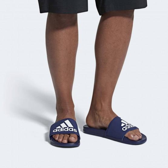 adidas Adilette Cloudfoam Plus Logo - Ανδρικές Παντόφλες