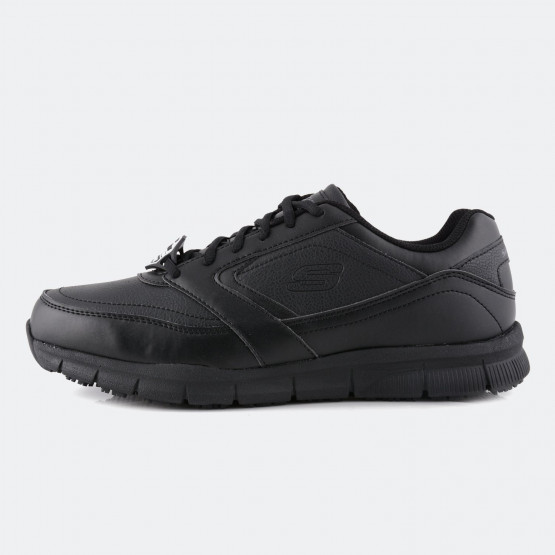 Skechers Work Relaxed Fit: Nampa SR Men's Shoes