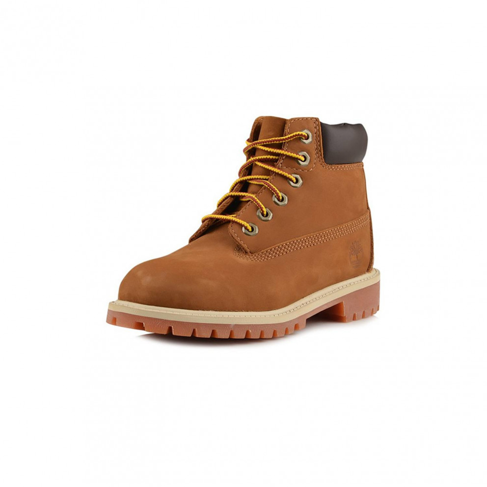 Timberland 6In Prem Rust Nbk / Brown