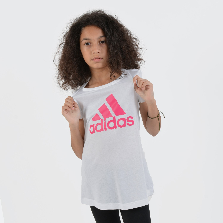 adidas Must Haves Badge Of Sport Kid's Tee (9000023642_36951)