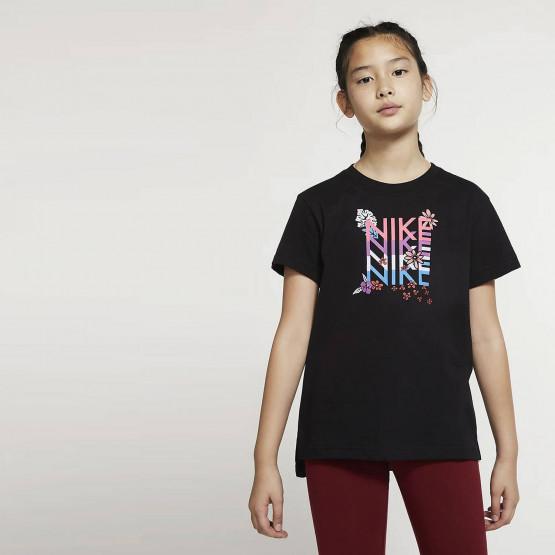 Nike G NSW TEE DPTL SUPER GIRL WILD