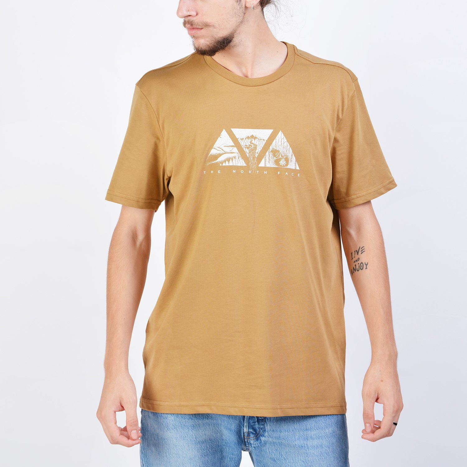THE NORTH FACE M S/S FLASH TEE (9000036690_19279)