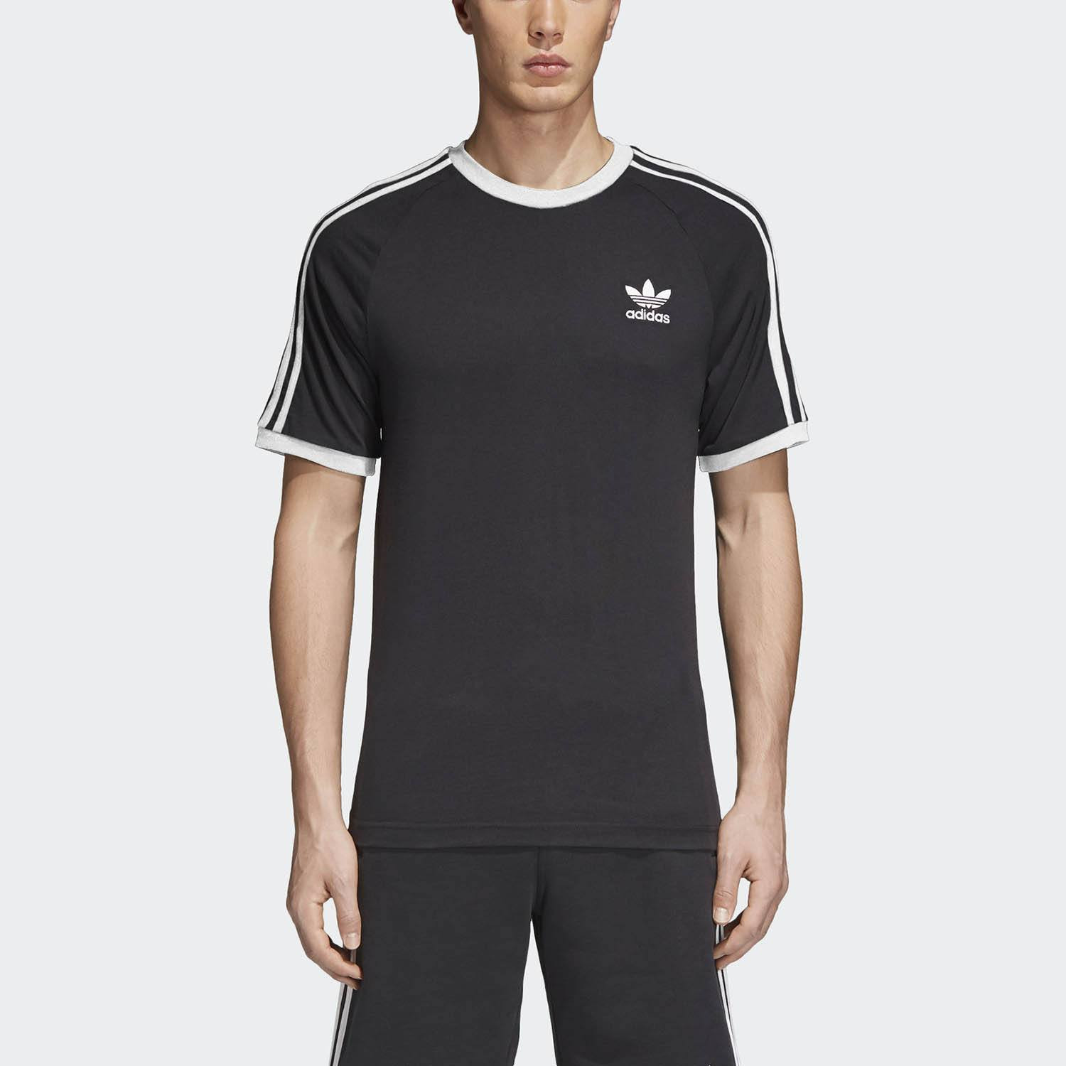 adidas Original 3-Stripes Men's Tee (9000001710_1469)
