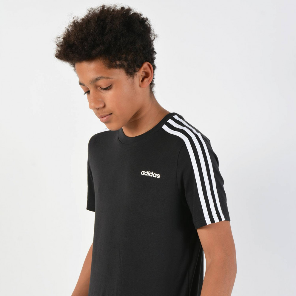 adidas Performance Essentials 3-Stripes Kid's Tee