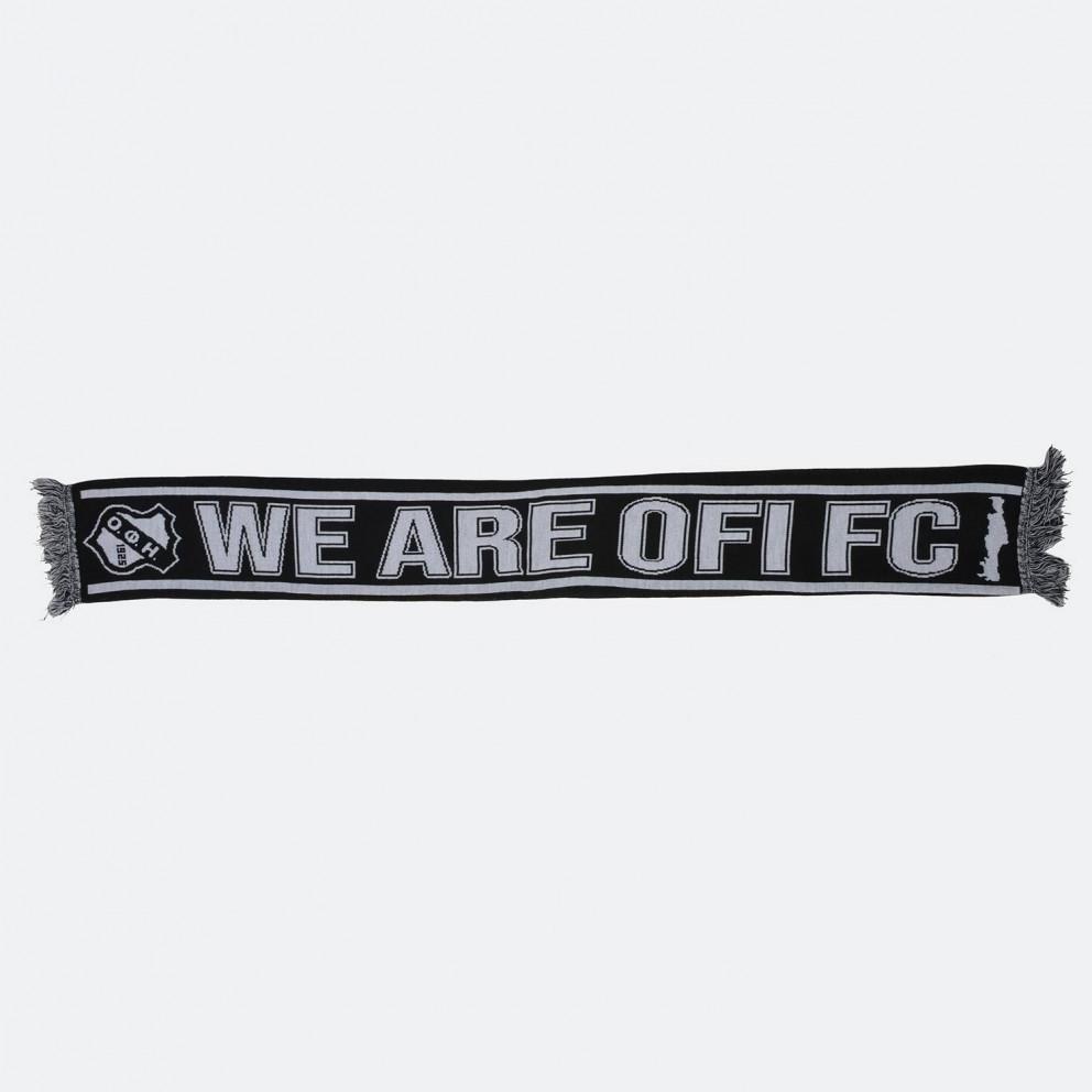 "Ofi Scarf  ''this Is Genti Koule''/""we Are Ofi"""